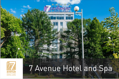 7 Avenue Hotel and Spa